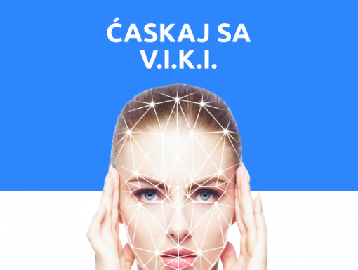 Virtuelni pomoćnik V.I.K.I.