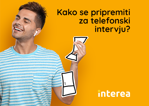 saveti za telefonski intervju